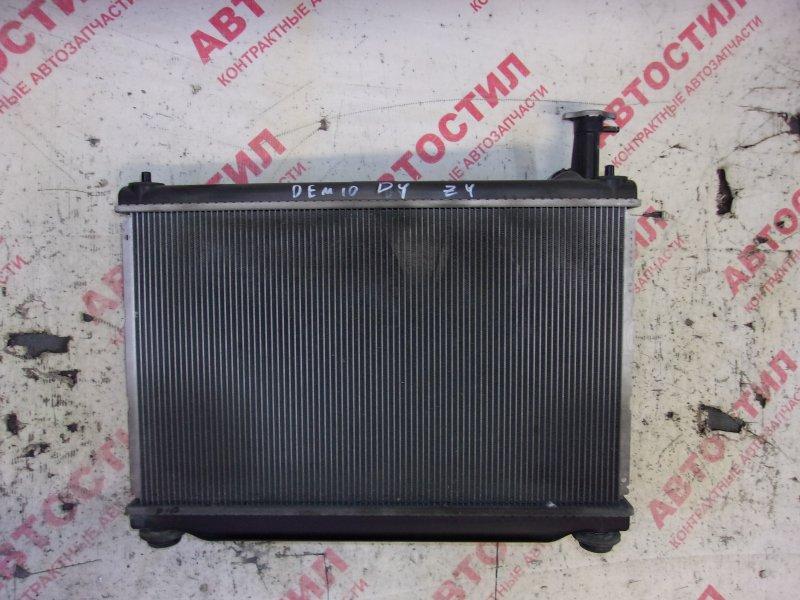 Радиатор основной Mazda Demio DY3R, DY3W, DY5R, DY5W ZJ 2003