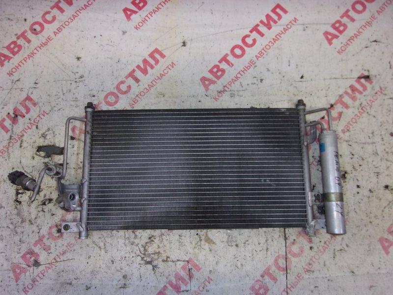 Радиатор кондиционера Mazda Demio DY3R, DY3W, DY5R, DY5W ZJ 2003