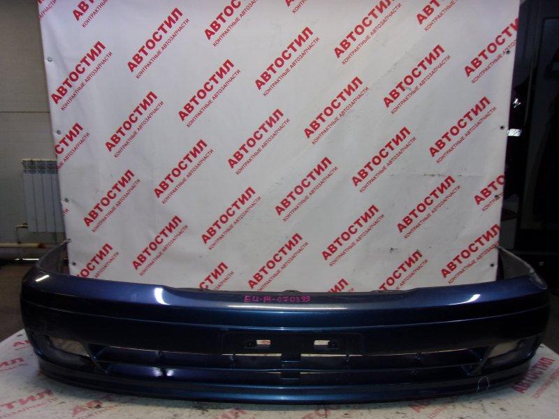 Бампер Nissan Bluebird ENU14, HNU14, HU14, QU14, SU14,EU14 SR20 1999 передний
