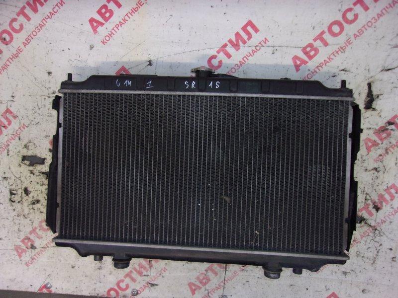Радиатор основной Nissan Bluebird ENU14, HNU14, HU14, QU14, SU14,EU14 SR20 1999