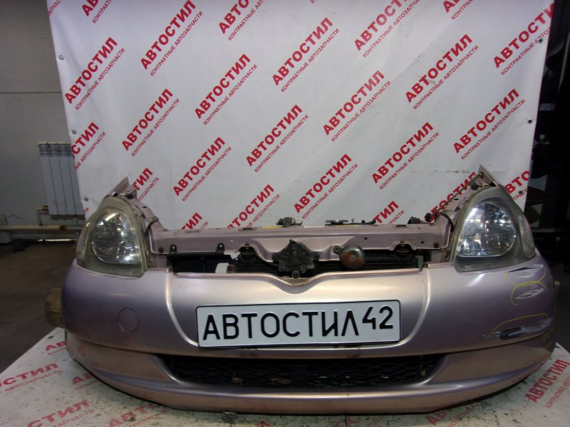 Nose cut Toyota Vitz NCP10, NCP13, NCP15, SCP10, SCP13 1SZ 2001