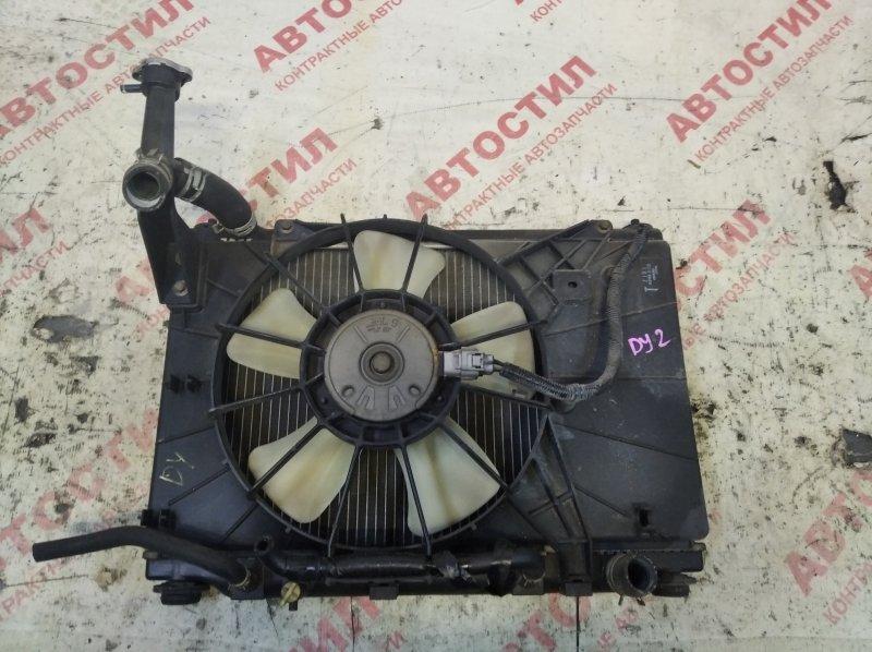 Радиатор основной Mazda Demio DY3R, DY3W, DY5R, DY5W ZY 2003