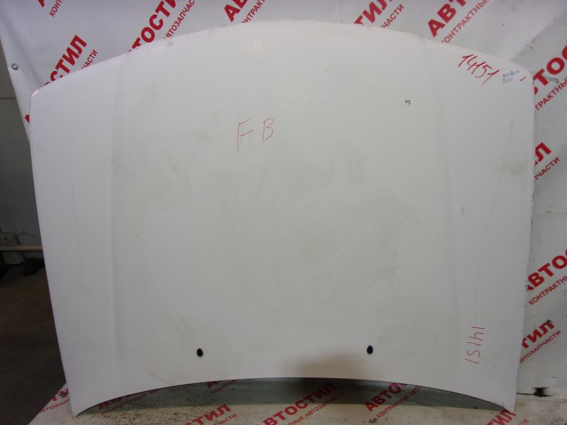 Капот Nissan Sunny B15, FB15, FNB15, JB15, QB15, SB15 QG15 2002