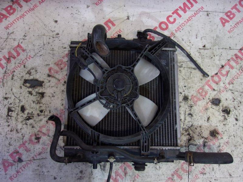 Радиатор основной Mazda Demio DW3W, DW5W B3 1998