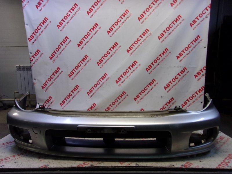 Бампер Subaru Impreza GG2, GG3, GG9, GGA,GDC, GDD, GD2, GD3,GGC EJ15 00-02 передний