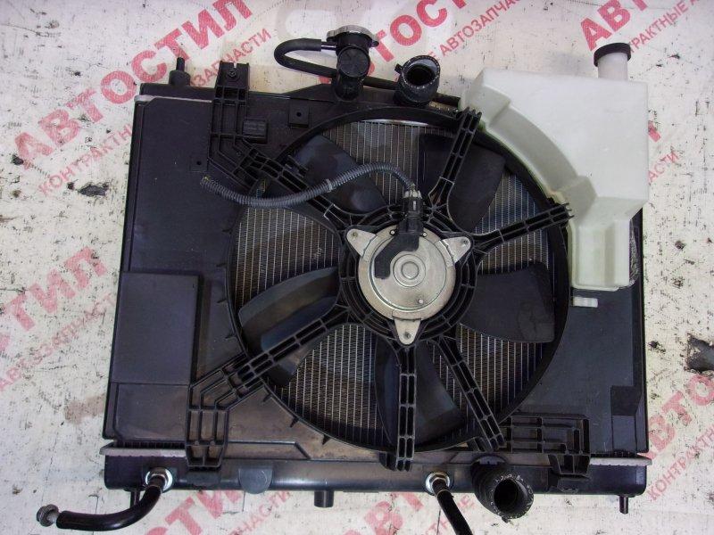 Радиатор основной Nissan Tiida C11, JC11, NC11,SJC11, SC11, SNC11 HR15 2005