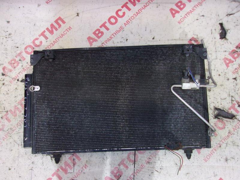 Радиатор кондиционера Toyota Caldina ZZT241W, ST246W, AZT241W, AZT246W 1ZZ 2007