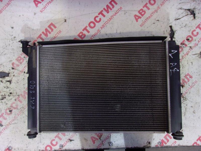 Радиатор основной Toyota Caldina ZZT241W, ST246W, AZT241W, AZT246W 1AZ 2007