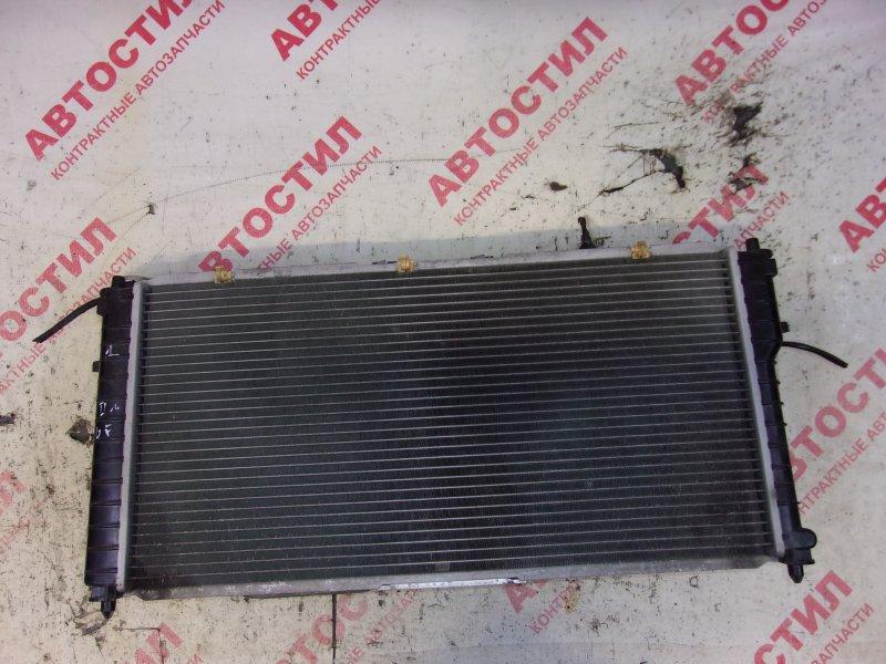 Радиатор основной Mazda Capella GF8P, GFEP, GFER, GFFP,GW5R, GW8W, GWER, GWEW, GWFW FP 2001