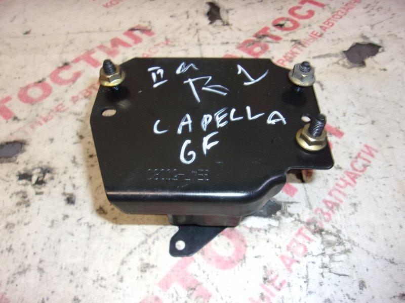 Кронштейн бампера Mazda Capella GF8P, GFEP, GFER, GFFP,GW5R, GW8W, GWER, GWEW, GWFW FP 2001 правый