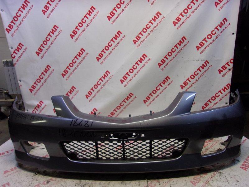 Бампер Mazda Familia BJ3P, BJ5P, BJFP,BJEP,BJ5W, BJ8W, BJFW ZL 2003 передний