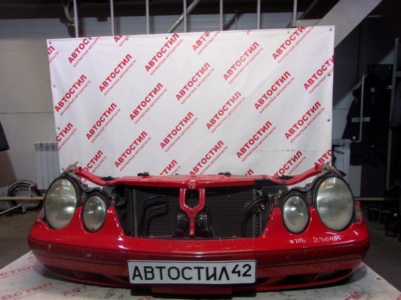 Nose cut Mercedes-Benz Clk-Class W208 M 111 E 20 1997-2002