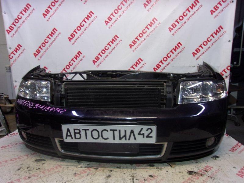 Nose cut Audi A4 B6 ALT 2004
