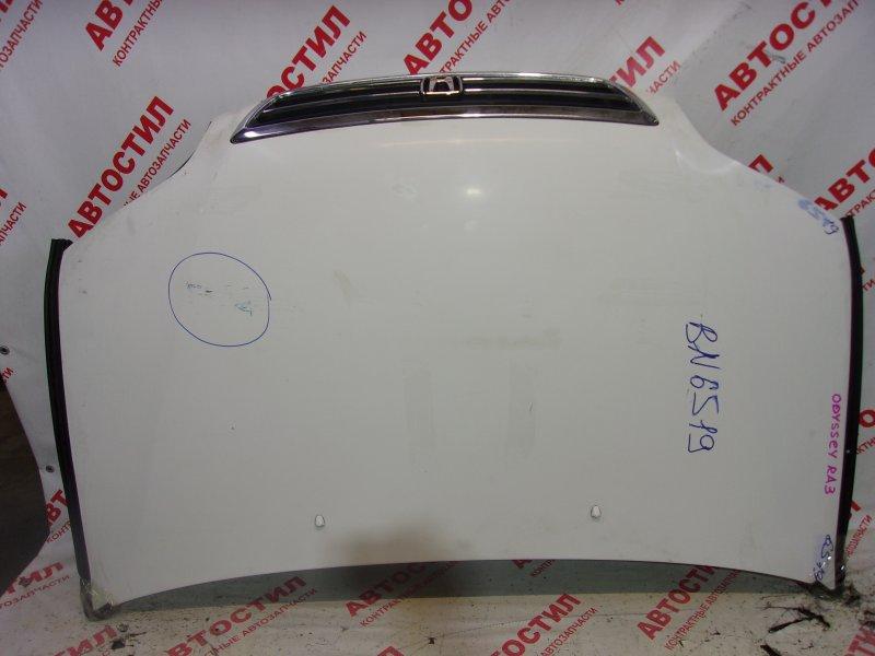 Капот Honda Odyssey RA1, RA2,RA3, RA4, RA5 F23A 1997