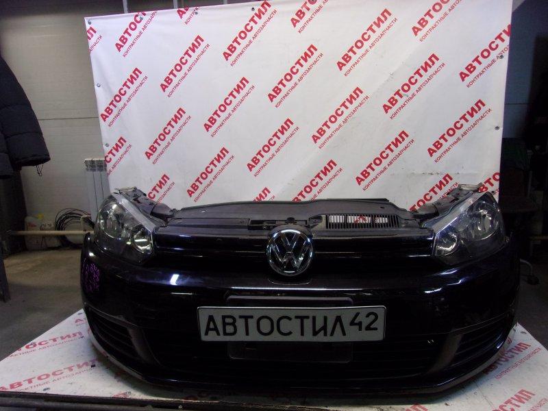 Nose cut Volkswagen Golf MK6 CAXA 2010