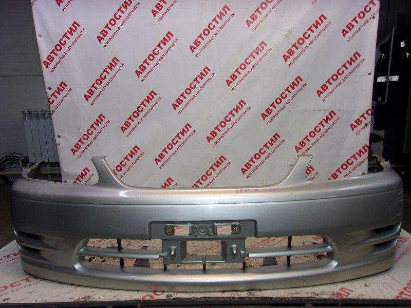 Бампер Toyota Spacio AE111N, AE115N 4A 2000 передний