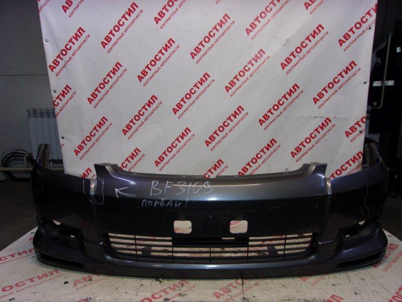 Бампер Toyota Wish ANE10G, ANE11W, ZNE10G, ZNE14G 1AZ 2003 передний