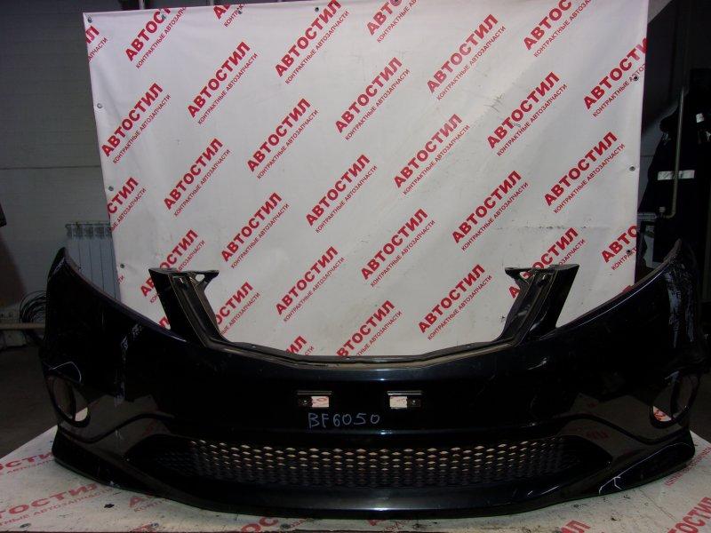 Бампер Honda Edix BE2, BE4, BE1, BE3,BE8 K20A 2006-2009 передний