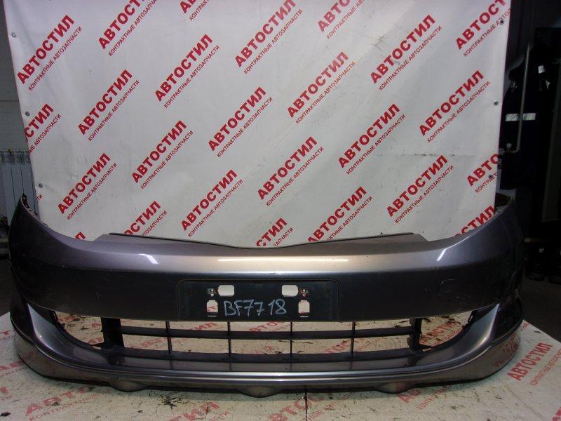 Бампер Honda Airwave GJ1, GJ2 L15A 2006 передний