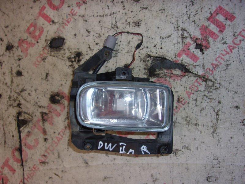 Туманка Mazda Demio DW3W, DW5W B3 2001 правая