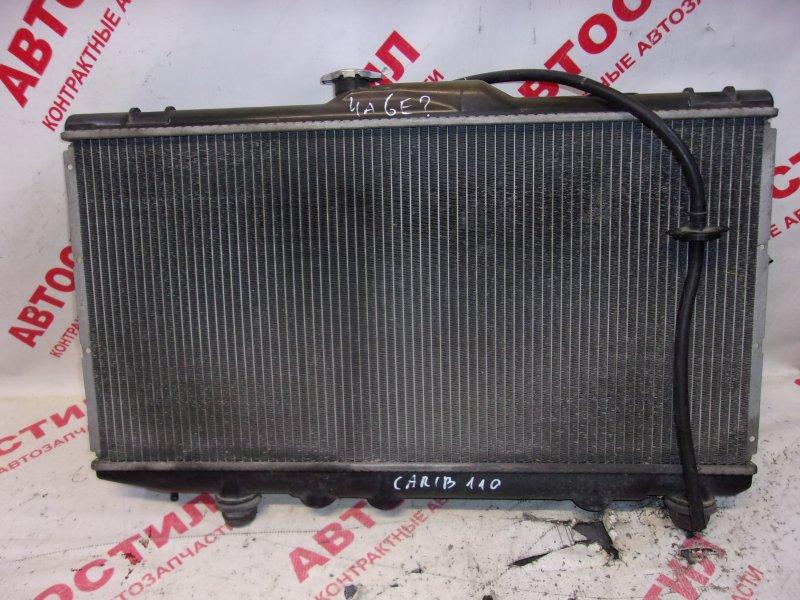 Радиатор основной Toyota Carib AE111G, AE114G, AE115G 4A 2000