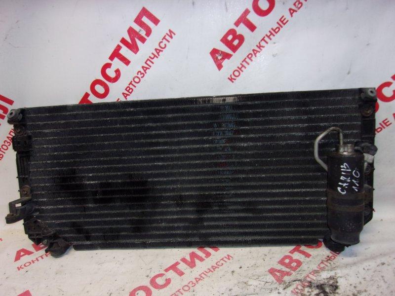 Радиатор кондиционера Toyota Carib AE111G, AE114G, AE115G 4A 2000