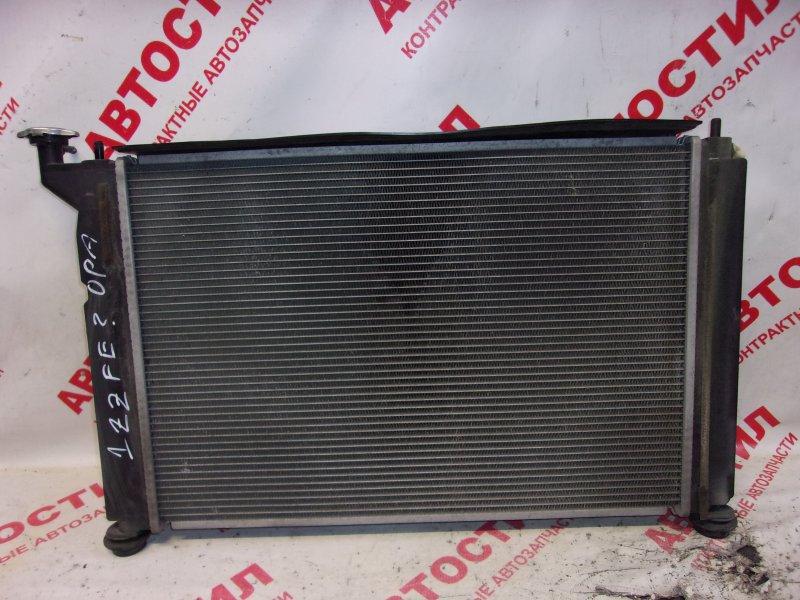 Радиатор основной Toyota Opa ACT10, ZCT10, ZCT15 1ZZ 2001