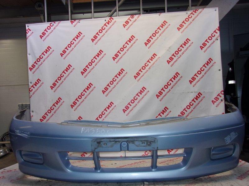Бампер Mazda Demio DW3W, DW5W B3 2001 передний