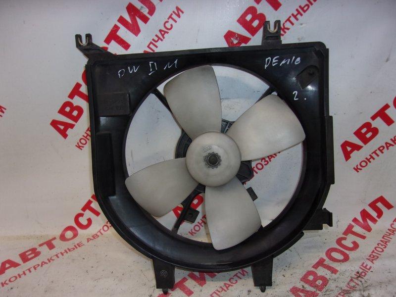Диффузор радиатора Mazda Demio DW3W, DW5W B3 2001