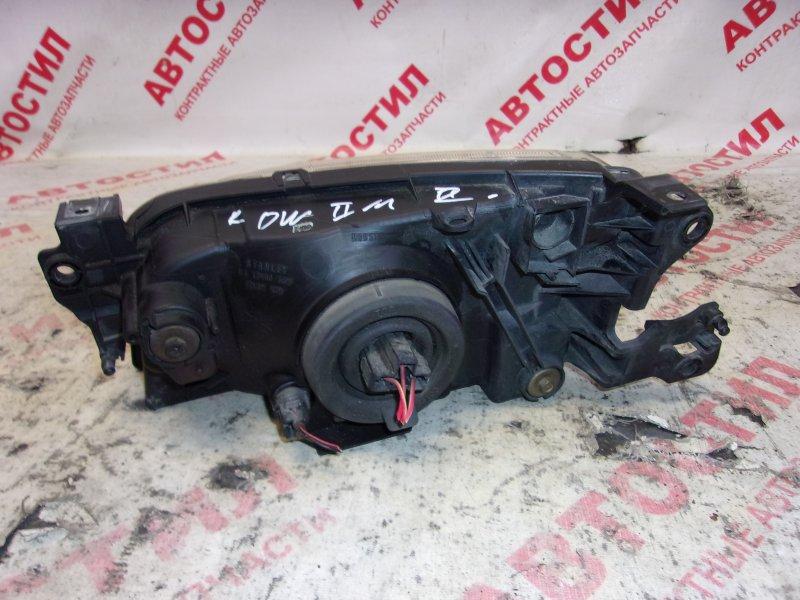Фара Mazda Demio DW3W, DW5W B3 2001 правая