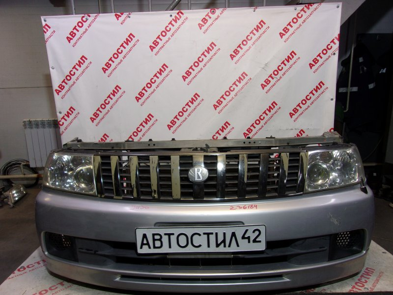 Nose cut Nissan Bassara JNU30, JU30, JHU30, JVNU30, JVU30, JTNU30, JTU30 KA24 1999-2003