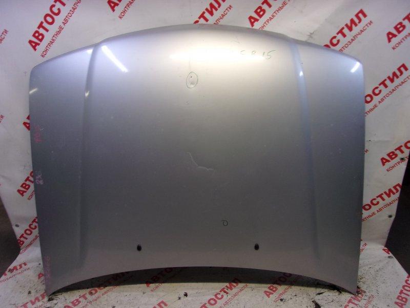 Капот Nissan Sunny B15, FB15, FNB15, JB15, QB15, SB15 QG15 2000