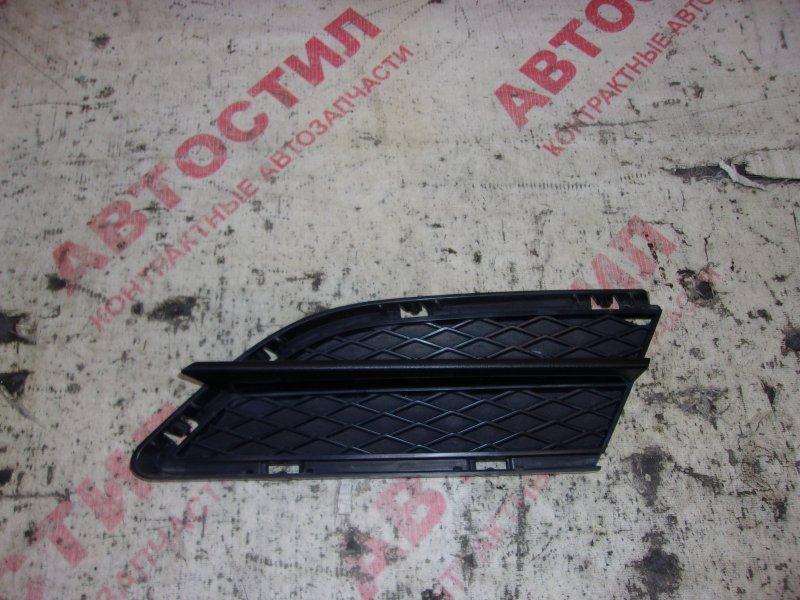 Заглушка бампера Bmw 3-Series E90 N46B20 2010 левая