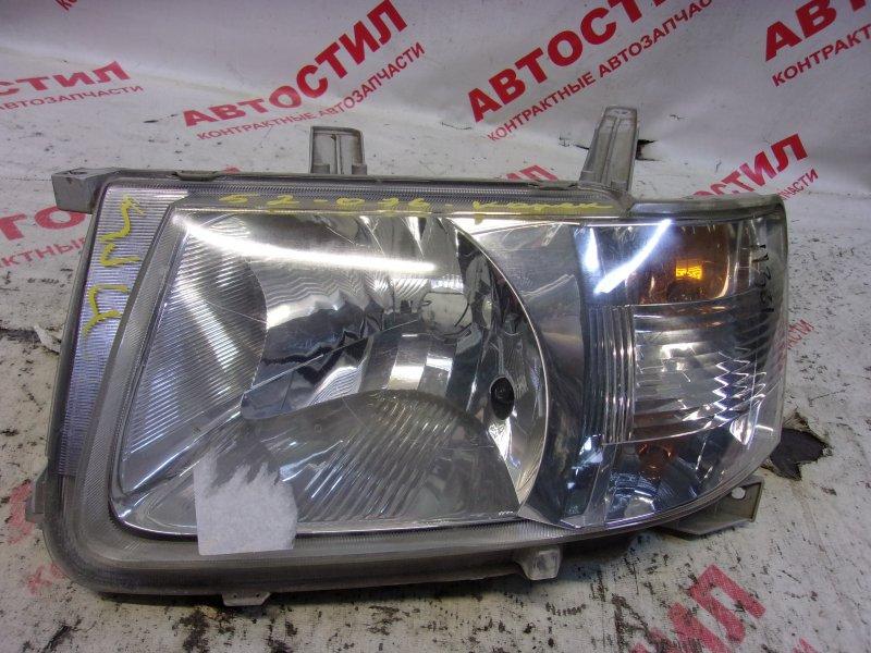 Фара Toyota Succeed NCP50V, NCP51V, NCP55V, NCP52V, NLP51V,NCP58G, NCP59G 1NZ 2006 левая