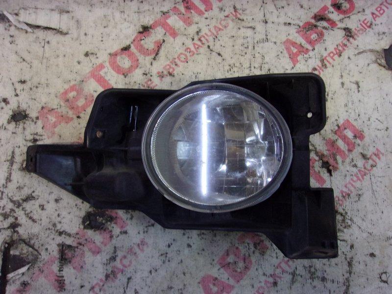 Туманка Honda Edix BE2, BE4, BE1, BE3,BE8 K24A 2006-2009 левая