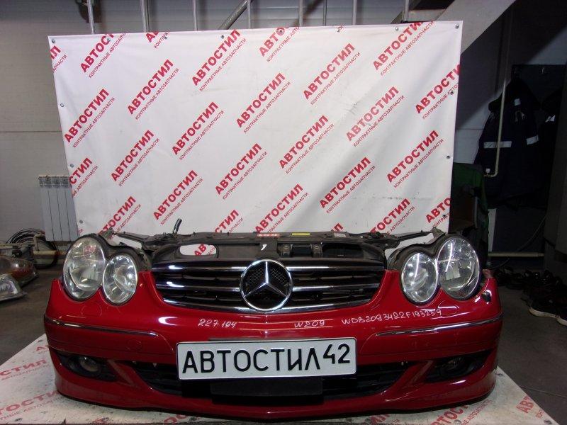 Nose cut Mercedes-Benz Clk-Class W209 M271 KE18 ML 2006