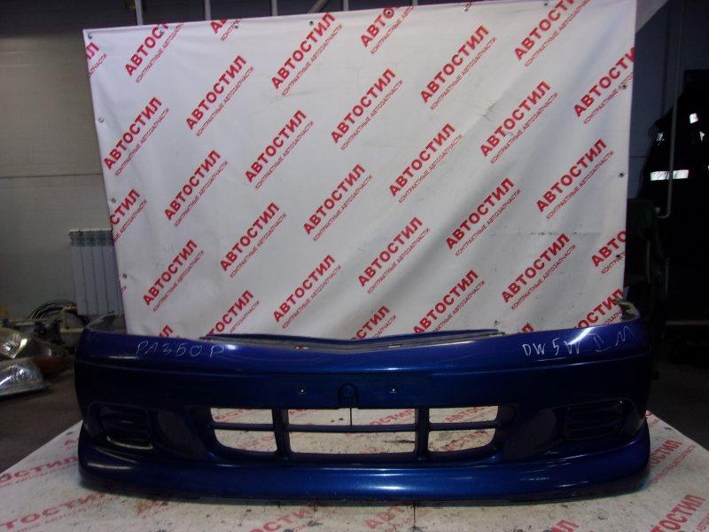 Бампер Mazda Demio DW3W, DW5W B5 2001 передний