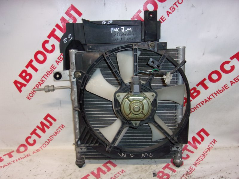 Радиатор кондиционера Mazda Demio DW3W, DW5W B5 2001