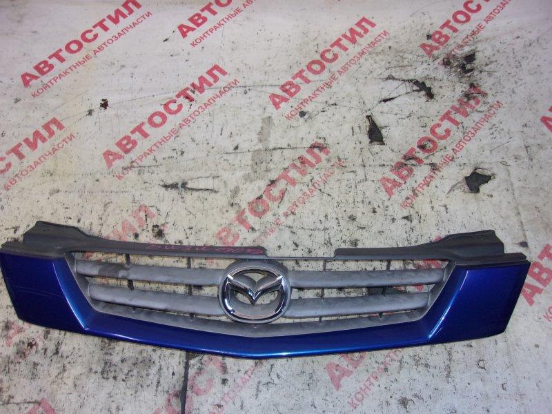 Решетка радиатора Mazda Demio DW3W, DW5W B5 2001
