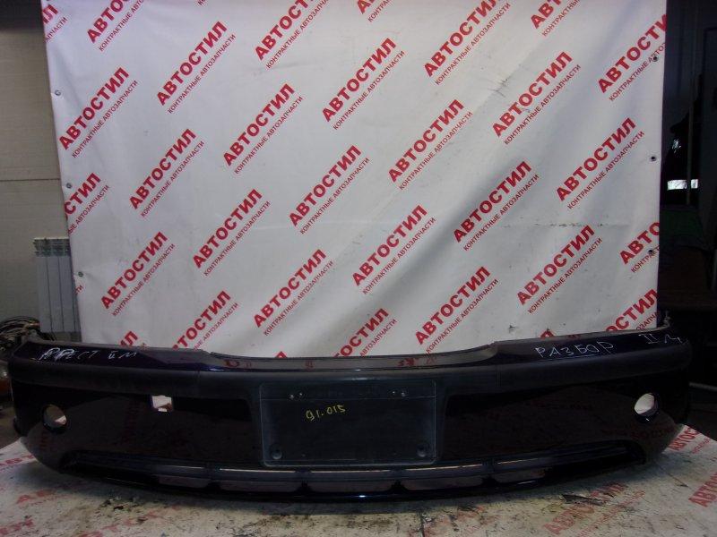Бампер Bmw 3-Series E46 N42B20 2003 передний