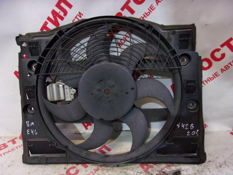 Диффузор радиатора кондиционера Bmw 3-Series E46 M54B25 2003