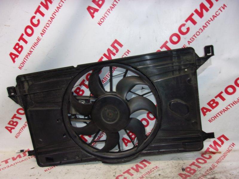 Диффузор радиатора Mazda Axela BK3P, BKEP, BK5P ZY 2008