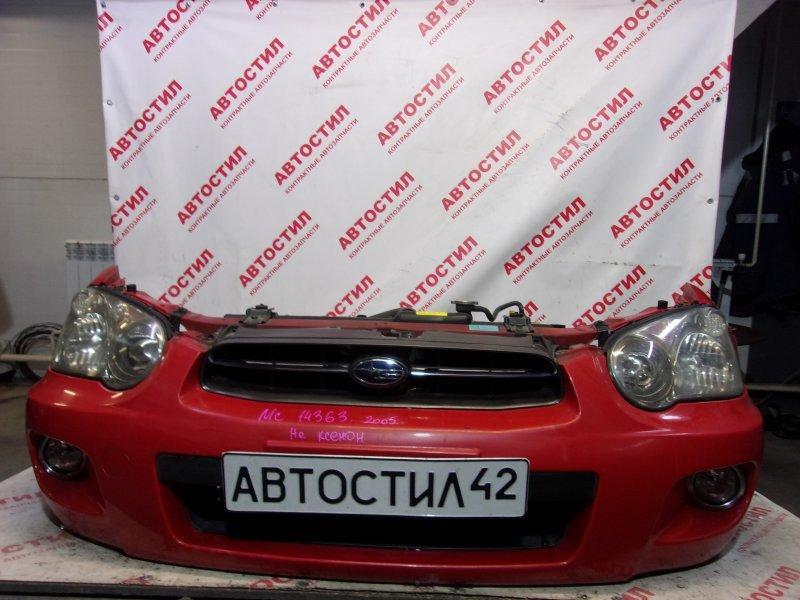 Nose cut Subaru Impreza GG2, GG3, GG9, GGA,GDC, GDD, GD2, GD3,GGC EJ20 2003