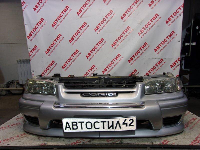 Nose cut Toyota Carib AE111G, AE114G, AE115G 4AGE 2000