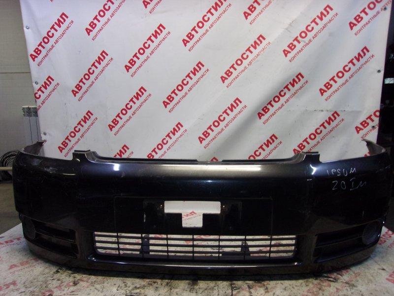 Бампер Toyota Ipsum ACM21W, ACM26W 2AZ 2001 передний