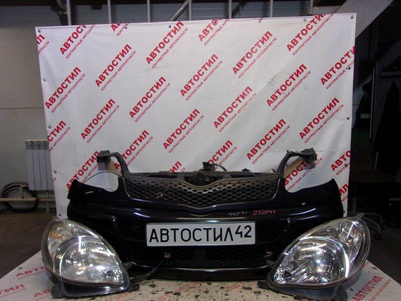 Nose cut Toyota Funcargo NCP20, NCP21, NCP25 1NZ 2003