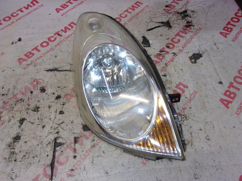 Фара Nissan Note ZE11, E11, NE11 HR15 2005 правая