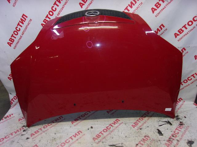 Капот Mazda Demio DY3R, DY3W, DY5R, DY5W ZY 2003