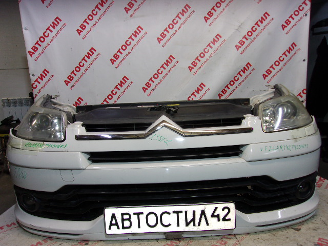 Nose cut Citroen C4 LA EW10J4S 2004-2008