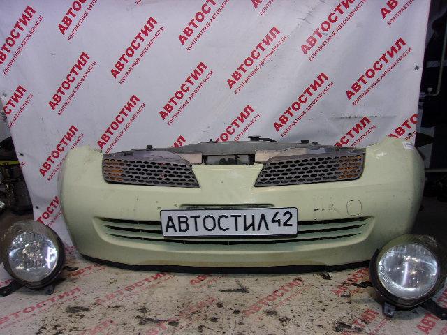 Nose cut Nissan March AK12, BK12, BNK12, K12,YK12 CR12 2003